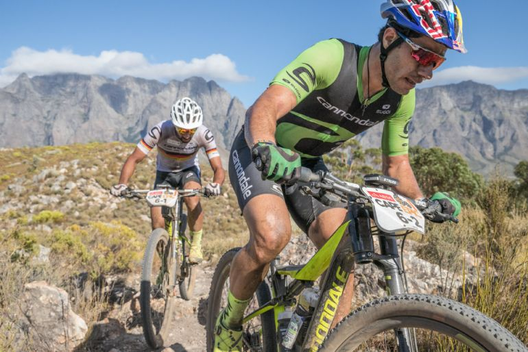 Henrique Avancini na Cape Epic 2018
