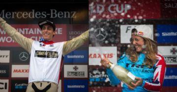 Copa do Mundo de Downhill 2018 #3 - Leogang - Pierron e Atherton são os vencedores