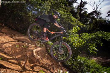 Mountain Bikes Elétricas te deixam preguiçoso ou mais treinado?