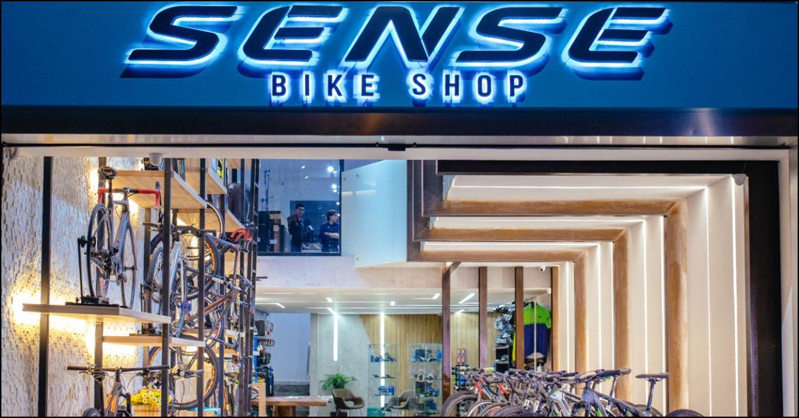f8ec20482 Exclusivo - Sense Bike Shop - Primeira loja conceito da Sense chega com  promessa de expansão - Pedal