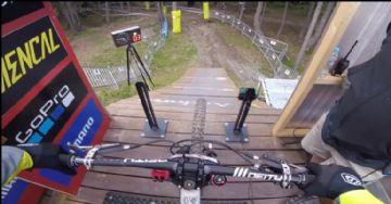 Copa do Mundo de Downhill 2018 #5 - Vallnord - Prévia da pista