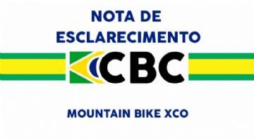 Mundial de MTB 2018 - Com polêmica na convocação, CBC publica nota de esclarecimento
