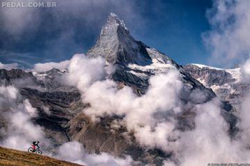 Suíça - Conhecendo a região de Valais com e-MTB