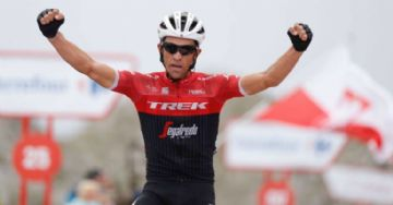 Aposentando, Contador rouba KOM do Strava em subida utilizada na Vuelta