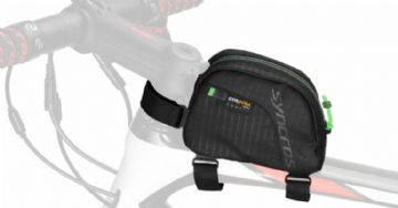 Bolsa de quadro Syncros Digital acomoda eletrônicos com segurança