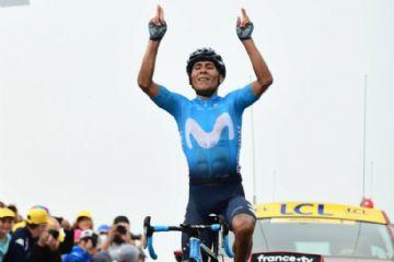 Quintana afirma não gostar de Movistar com três líderes