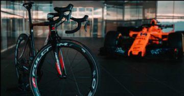 McLaren fecha parceria de patrocínio e desenvolvimento com a Bahrain-Merida