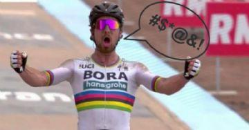 Falar palavrões melhora desempenho de ciclistas, afirma estudo