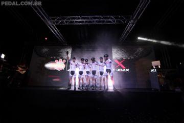 Equipe Corinthians Audax Bike Team é apresentada oficialmente em Teresina