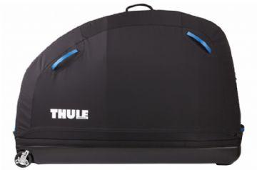 Thule RoundTrip Pro XT - Mala-bike oferece suporte de desmontagem e facilita o transporte