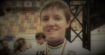 Kelly Catlin, campeã mundial de ciclismo de pista, é encontrada morta aos 23 anos