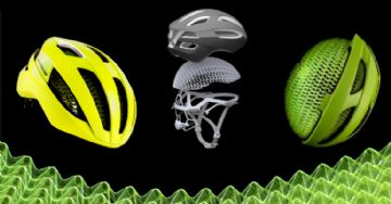 Capacetes Bontrager WaveCel prometem reduzir 48x danos cerebrais