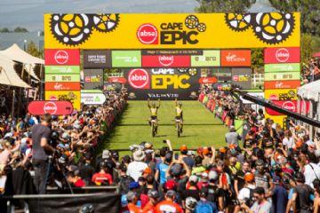 Cape Epic 2019 #7 - Nino e Lars levam na geral e Avancini e Fumic são vice-campeões