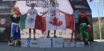 Pan-Americano MTB 2019 - Canadá leva Ouro e Mexico, prata na Elite Masculina