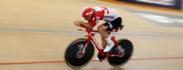 Belga Victor Campenaerts bate recorde de Bradley Wiggins