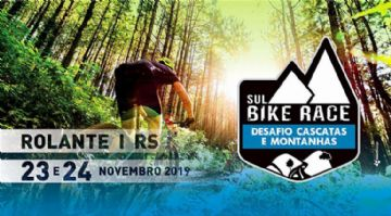 Sul Bike Race 2019 #2 - Rolante - Inscrições abertas