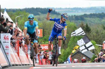 Fleche Wallonne 2019 - Alaphilippe conquista vitória apertada no Huy