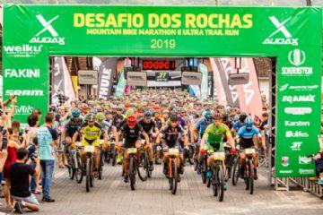 Desafio dos Rochas 2019  #1 - Pomerode - A maior prova de MTB do Sul  do país