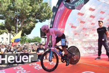 Giro d'Italia 2019 #21 - Equatoriano Carapaz sagra-se campeão