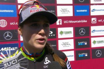 Copa Do Mundo MTB XCO 2019 - Snowshoe - Prevot vence a corrida mas Kate Courtney é a campeã