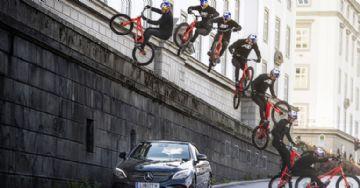 Vídeo - Em Lei de Wibmer, Fabio Wibmer estabelece novos limites para o trial