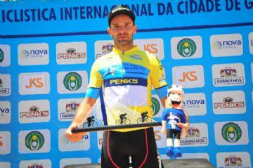 Volta Ciclística de Guarulhos 2019 - Rodrigo de Melo é o campeão geral da competição