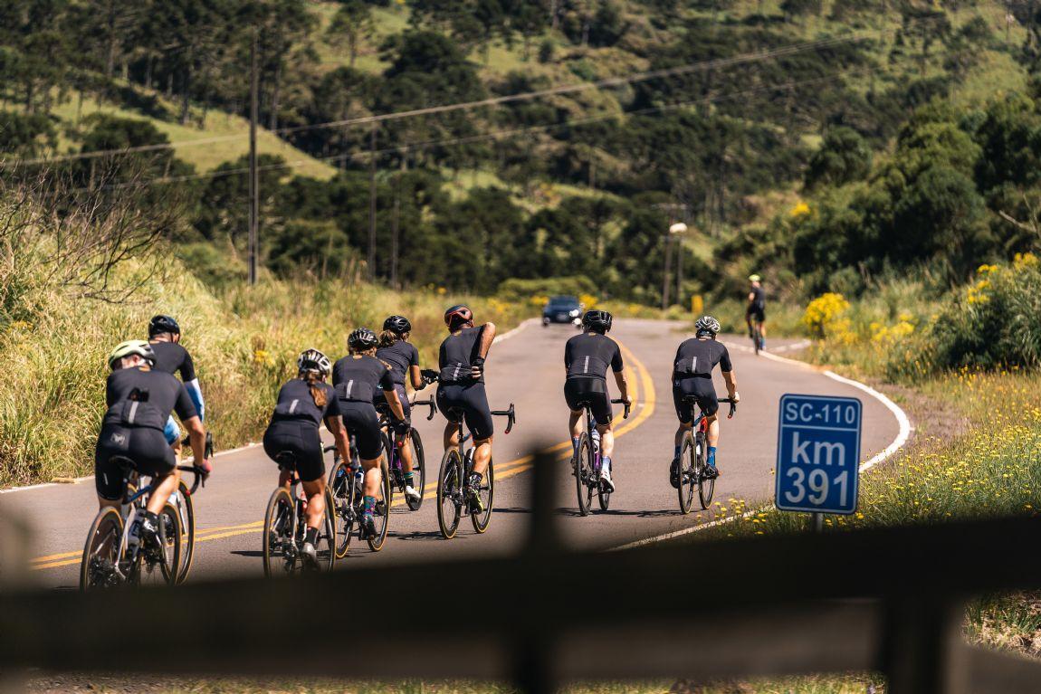 Haute Route 2020 - Um dos maiores eventos de ciclismo do mundo chega a Santa Catarina