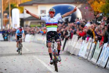 Paris-Roubaix 2020 - Mathieu Van Der Poel tem estréia confirmada