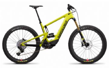Santa Cruz Heckler 2020 - A primeira bike elétrica da Santa Cruz