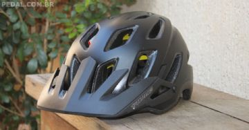 Teste - Capacete Specialized Ambush Comp MIPS ANGi
