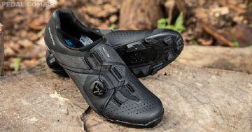 Teste - Sapatilha Shimano XC3 de mountain biking