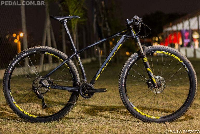9cb01c18b Teste - Sense Impact Evo 2018 - Pedal