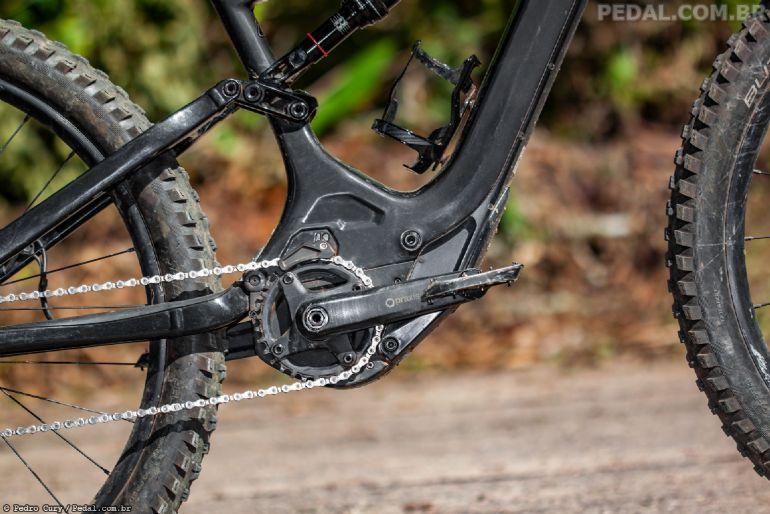b89045eb5 Teste - Specialized Turbo Levo Carbon Comp 2018 - Pedal